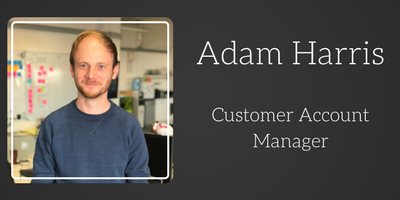 Adam Harris - Customer Account Manager