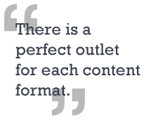 Content Marketing Blog Quote