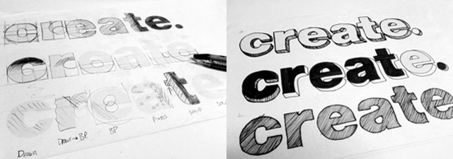 Create Logo Sketches