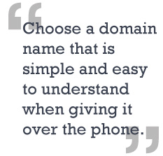 Domains Blog Quote