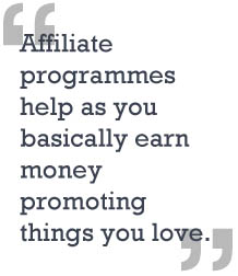 Joanne Dewberry Affiliate Blog Quote