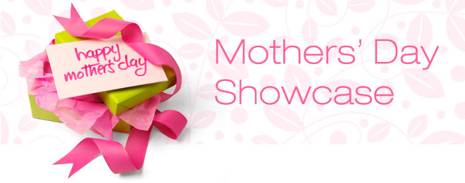 Mother's Day Showcase Banner