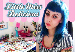 Site of the Month Little Miss Delicious