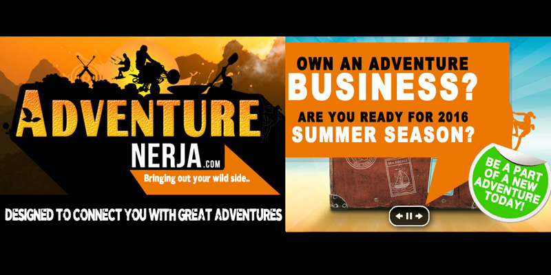 Exclusive Adventure Activities from adventurenerja.com