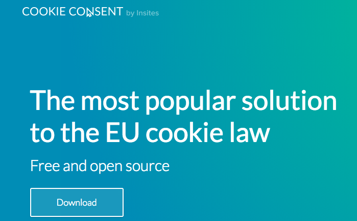 Cookie Consent Main