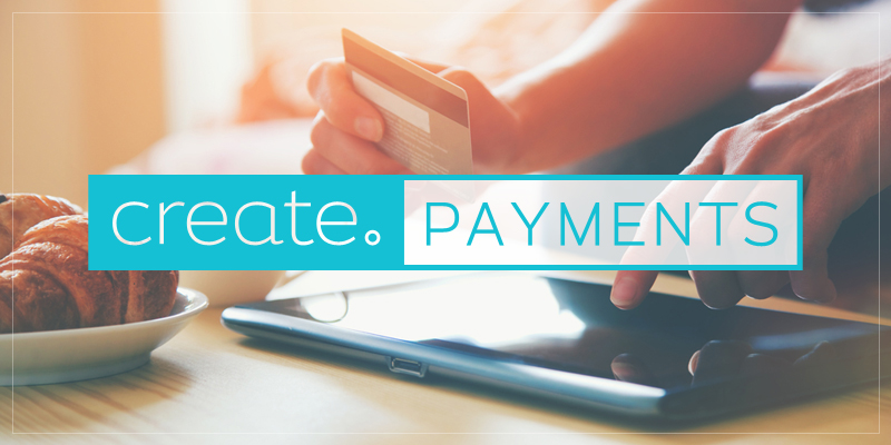 create payments logo