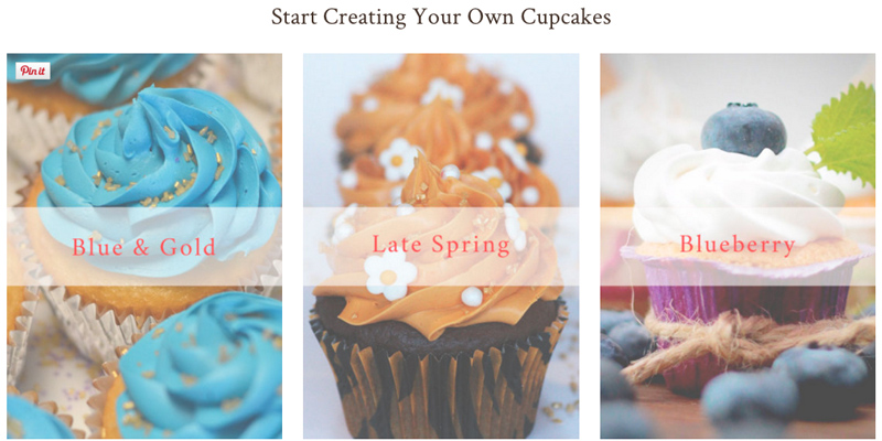 Start Creating Your Cupcakes