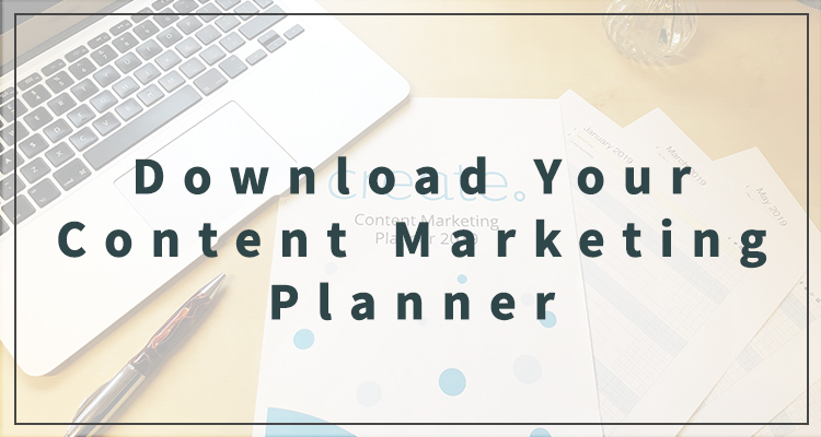 Create Marketing Planner