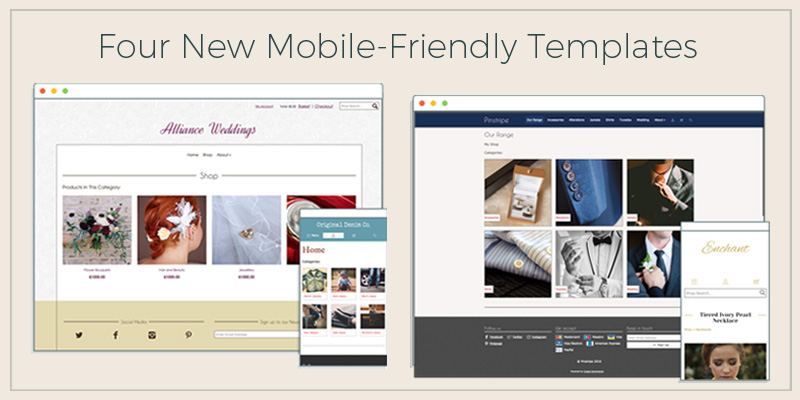 More Free Mobile-Friendly Templates For Your Website