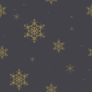 Christmas Tiled Wallpapers Gold stars