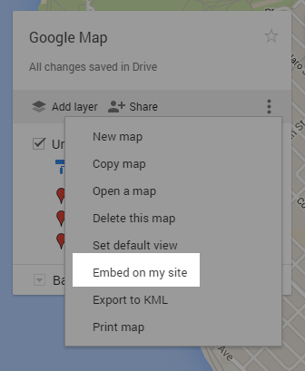 How To Pin Point Multiple Locations On Google Maps | Create net