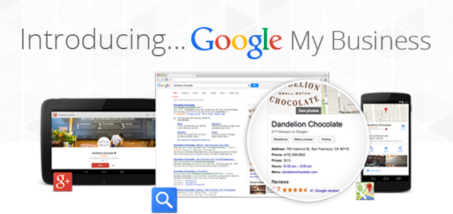 introducing google my business banner
