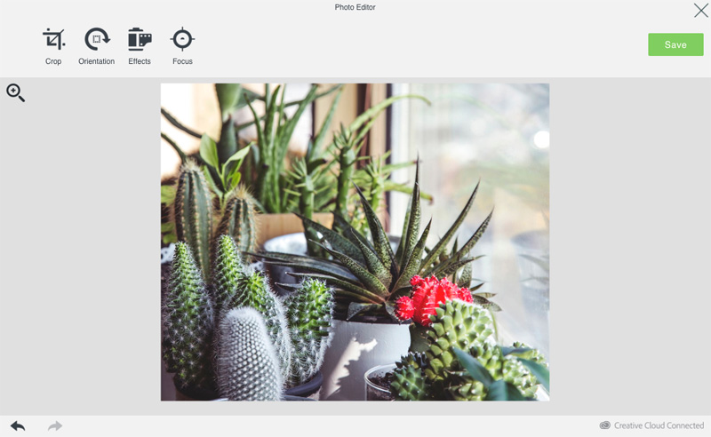 Crop, Rotate And Edit Your Images With Ease