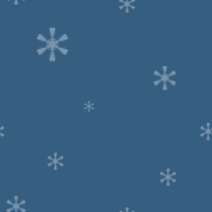 Christmas Tiled Wallpapers white snow flake pattern with a blue background