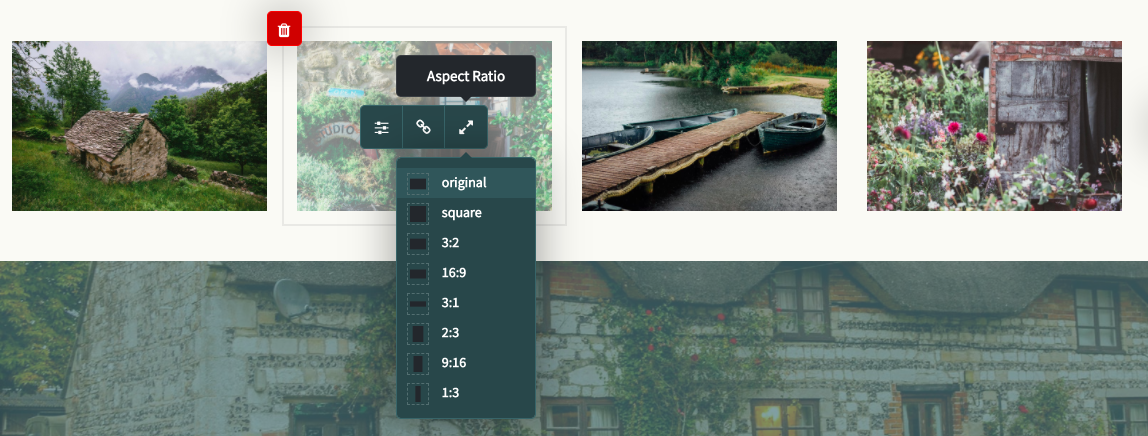 Aspect Ratio Preview