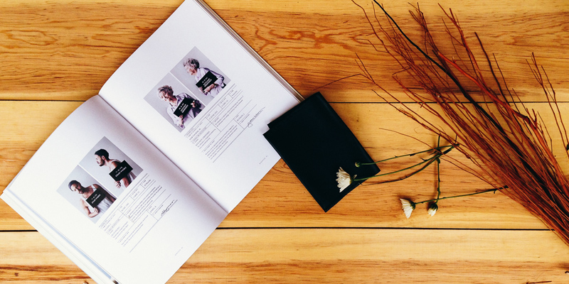 A free stock image from Unsplash of a book and table from unsplash.com