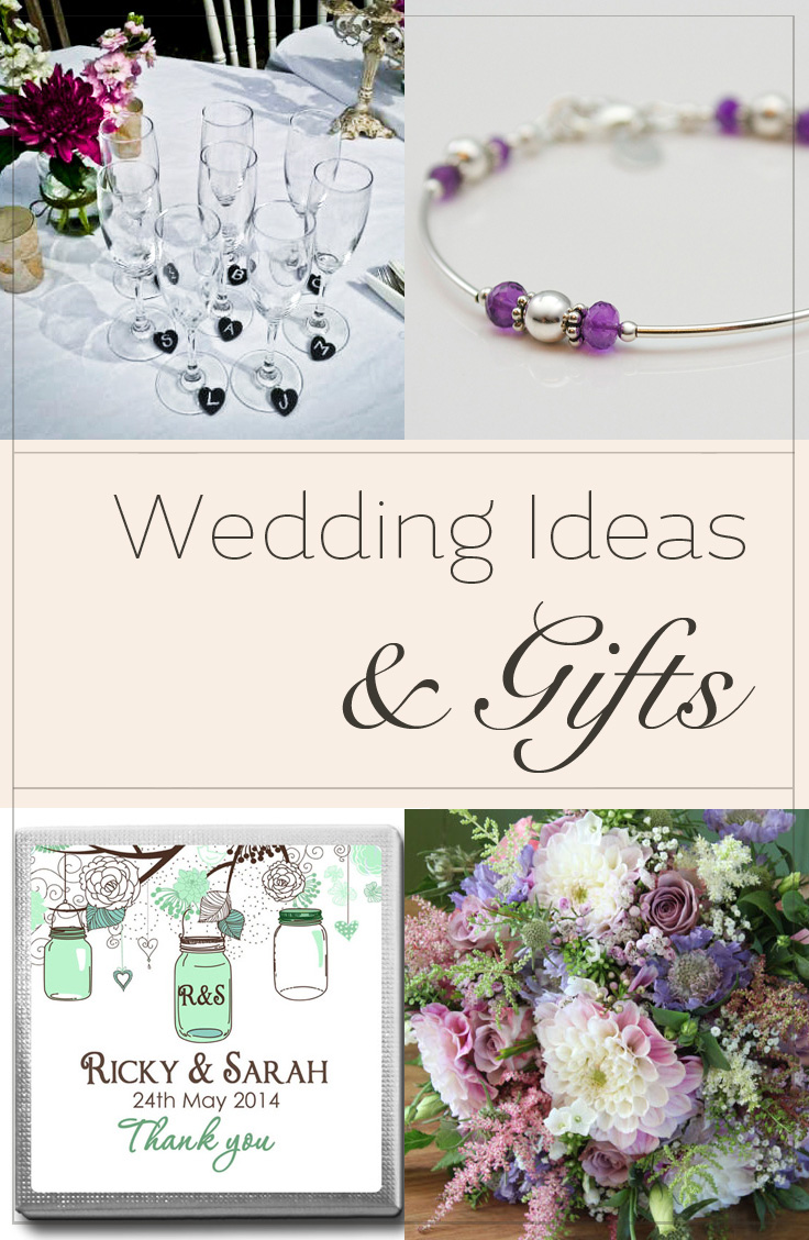 Wedding Gifts & Ideas