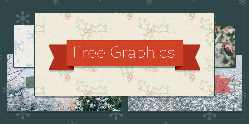 Free graphics collection banner